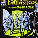 Comics de Los 4 Fantasticos