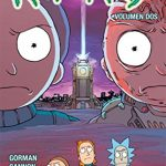 Comics de Rick y Morty