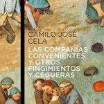 Libros de Camilo Jose Cela