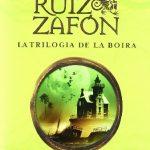 Libros de Carlos Ruiz Zafon Trilogia