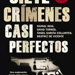 Libros de Crimenes Reales Españoles