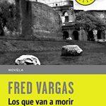 Libros de Fred Vargas en Español