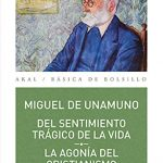 Libros de Miguel de Unamuno