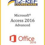Manuales de Microsoft Access