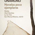 Novelas de Miguel de Unamuno